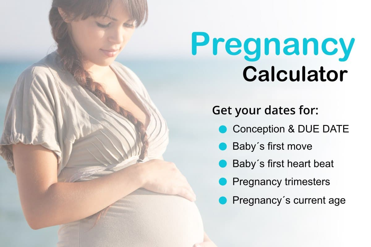 Due date calculator when to take pregnancy test