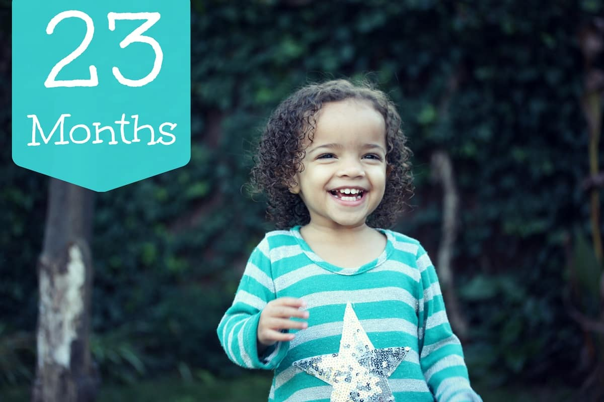 23 months old