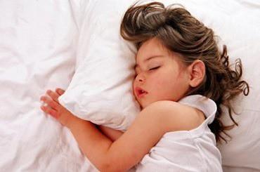 Toddler sleep patterns