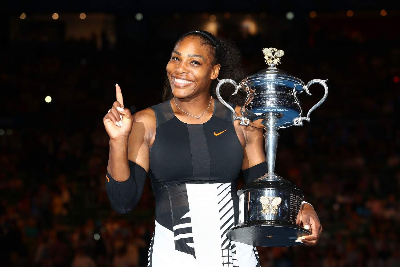 Serena Williams Australian Open 2017