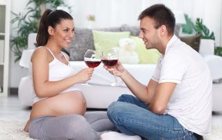 Alcohol consumption - pregnant