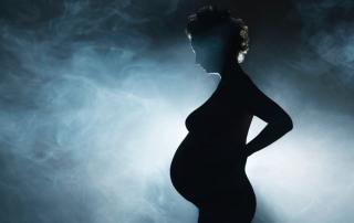 Smoke pregnancy