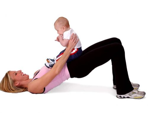 The perfect plan for new moms to lose weight successfully