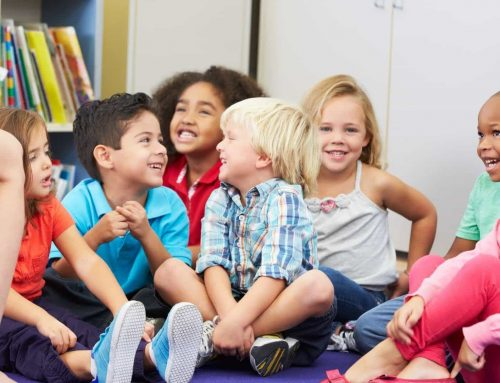 5 Q&A's to understand a child's emotional development