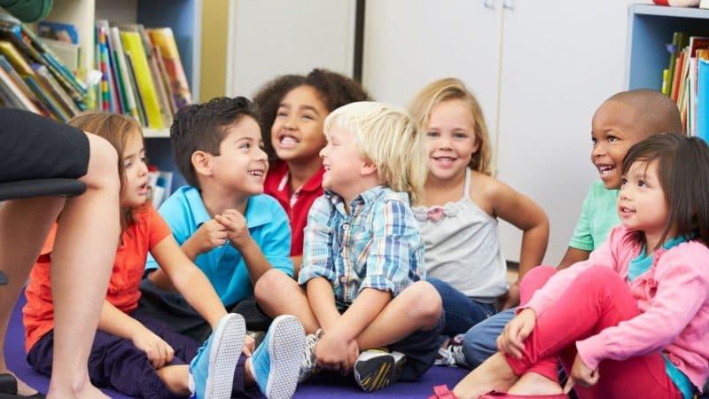 Childs emotional development