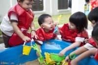 Child's social development
