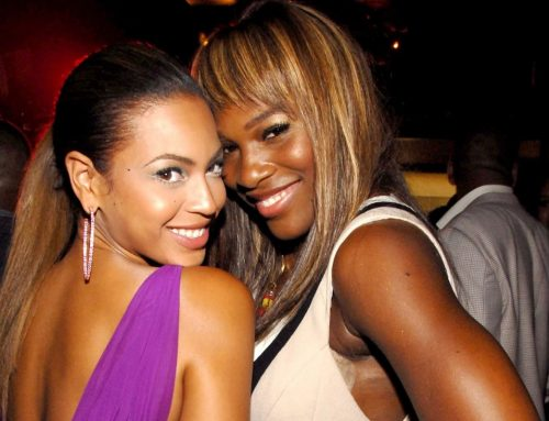 New mommy Serena Williams gets first congratulations from Beyoncé