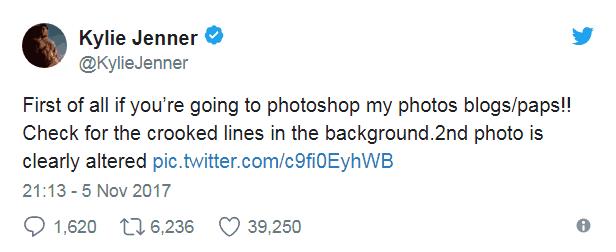 kylie twitter