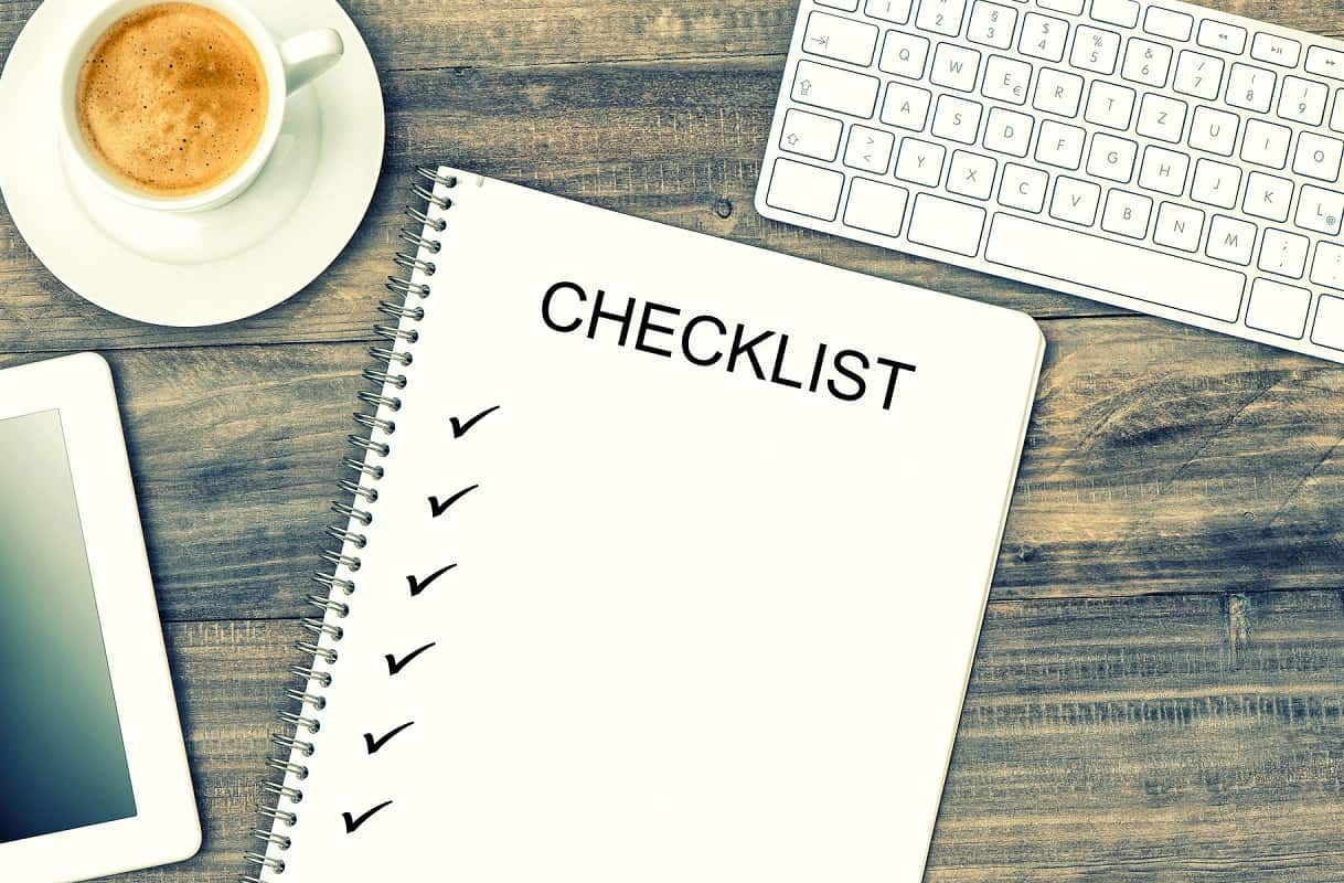 Pregnancy Checklist – The Complete List of Checkpoints for Ensuring a Natural Pregnancy